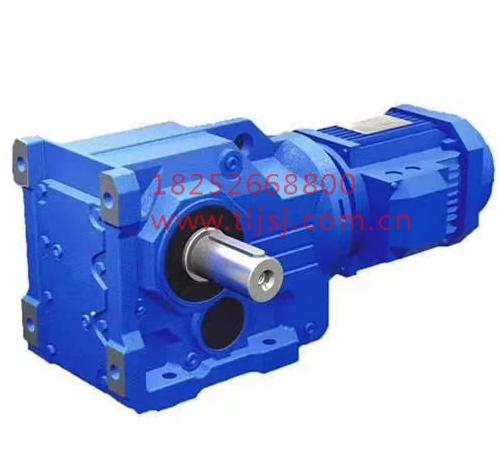 KK系列模块化齿轮减速机