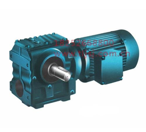 SD系列斜齿轮减速电机
