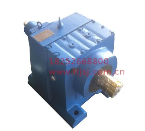 R-RF系列模块化齿轮减速机