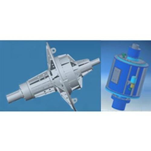 核电循环水泵用齿轮箱
