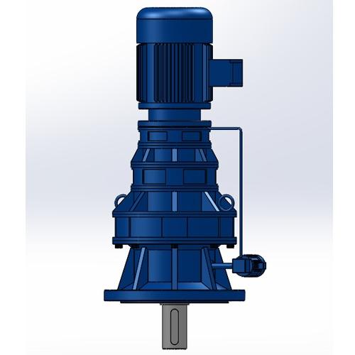XLD、XLED立式双级专用电机直联型摆线针轮减速机