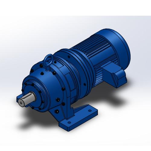 TBWD专用电机直联型单级卧式针轮减速机