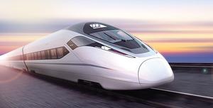 减速机应用在高铁领域