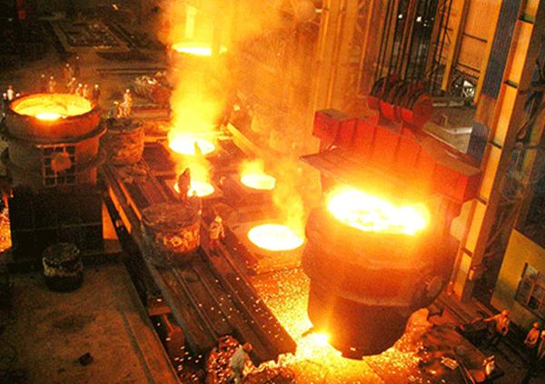 泰隆减速机应用在冶金行业
